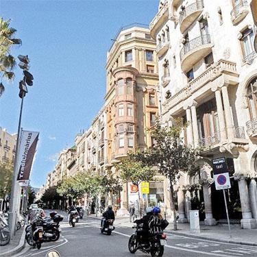 Eix Comercial de Gran de Gràcia | Barcelona Shopping City | Geschäfte
