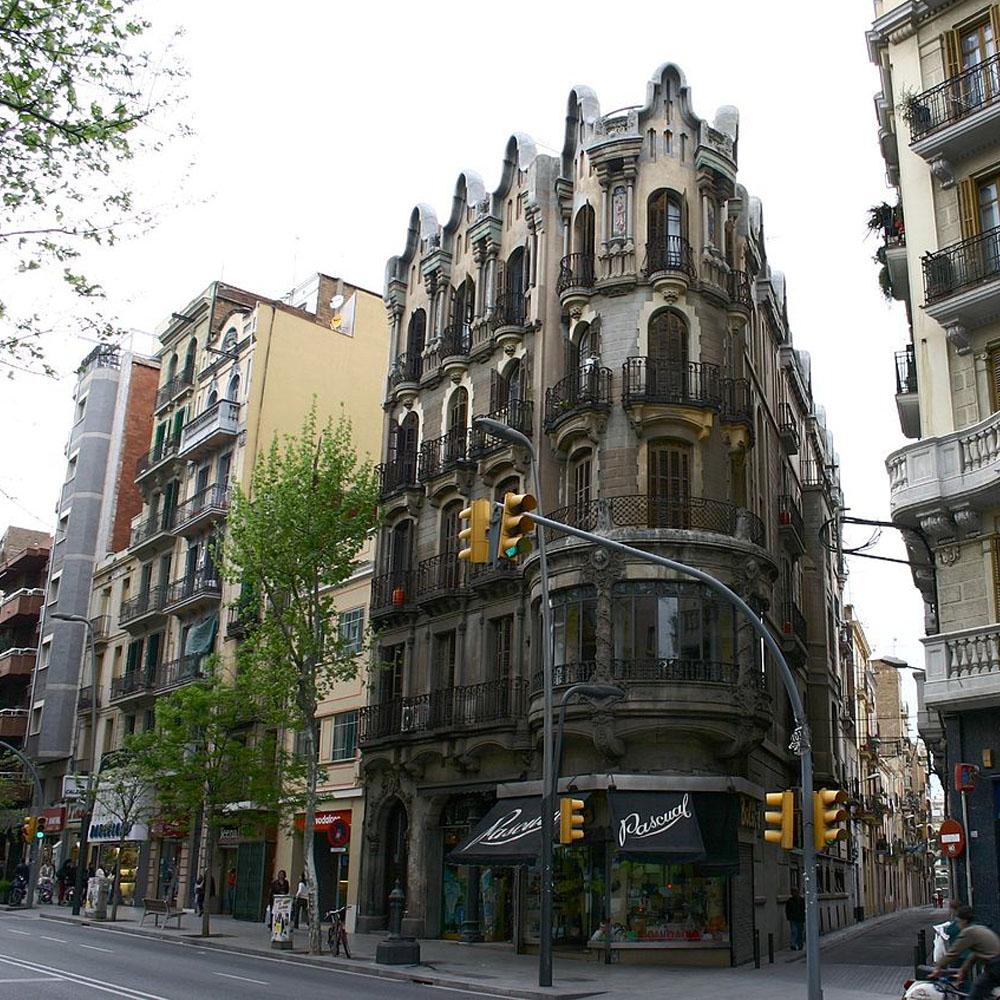 Carrer de Sants | Barcelona Shopping Line | Barcelona Shopping City