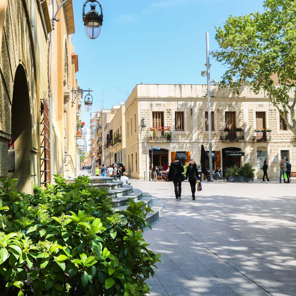 Sants - Les Corts Eix Comercial | Barcelona Shopping Line | Barcelona Shopping City