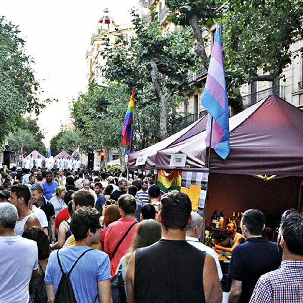 Gaixample - Acegal | Barcelona Shopping City | Barcelona Shopping City