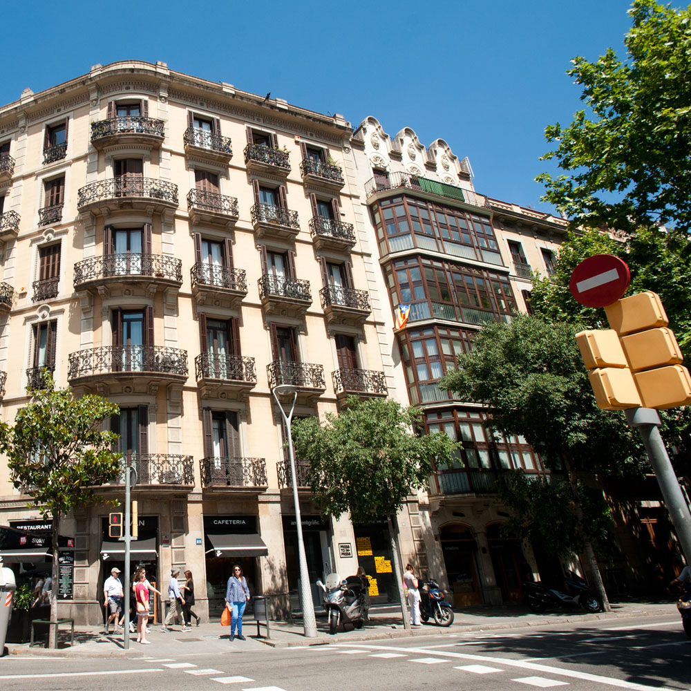 Cor Eixample | Barcelona Shopping Line | Barcelona Shopping City