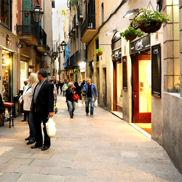 Barna Centre - Barri Gòtic | Barcelona Shopping Line | Magasin