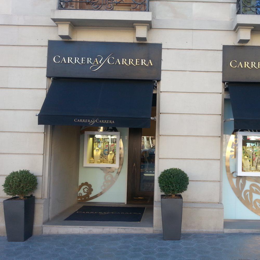 Carrera y Carrera | Barcelona Shopping Line | Joyerías