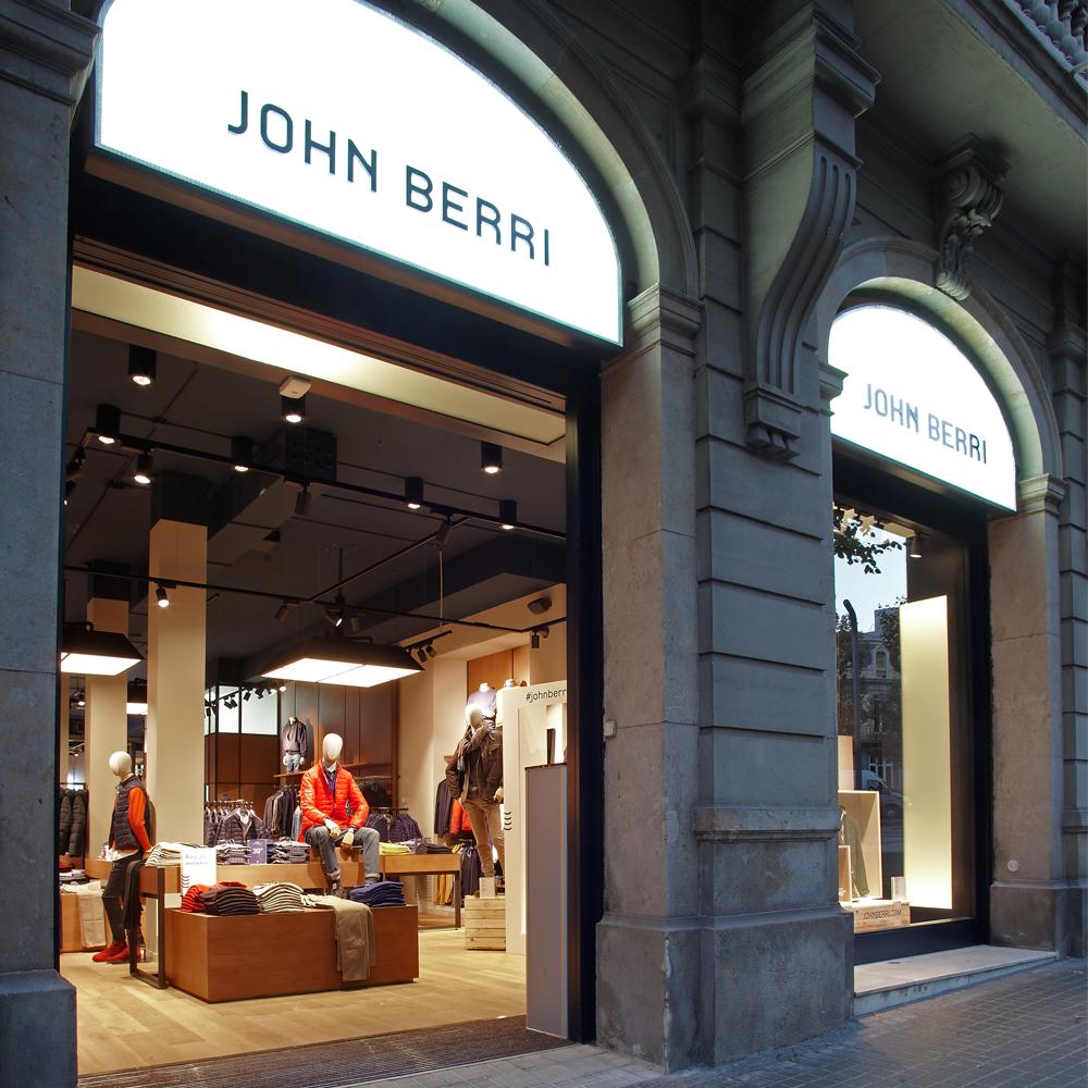 John Berri Barcelona   Barcelona Shopping City   Moda y Diseñadores