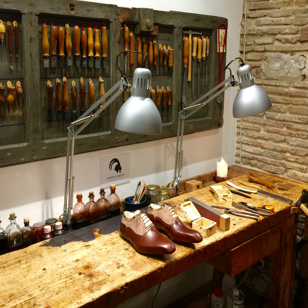 Ramon Cuberta Bespoke Barcelona | Barcelona Shopping Line | Zapaterías