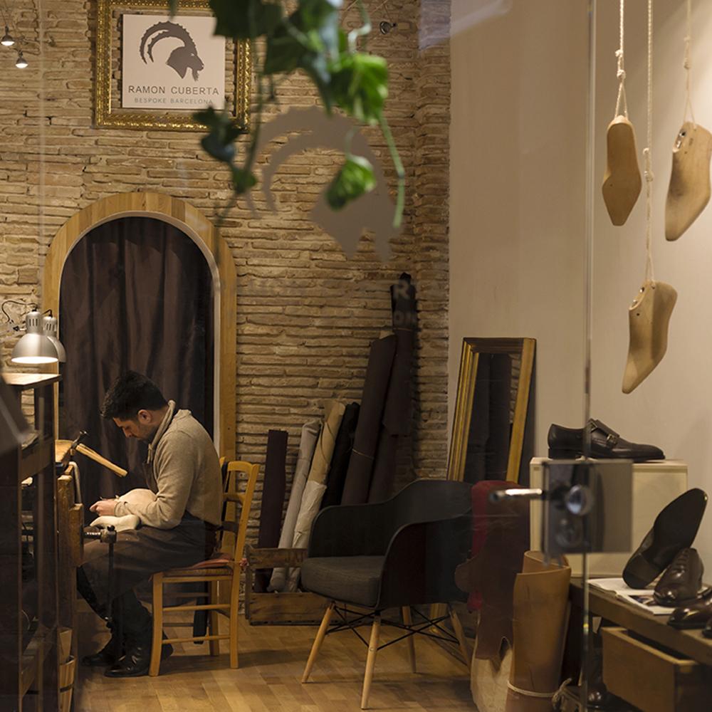 Ramon Cuberta Bespoke Barcelona   Barcelona Shopping City   Zapaterías