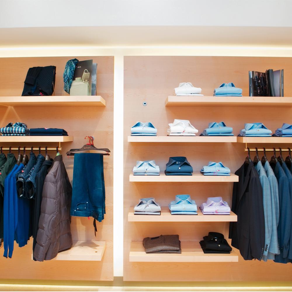 Kiton | Barcelona Shopping Line | Moda