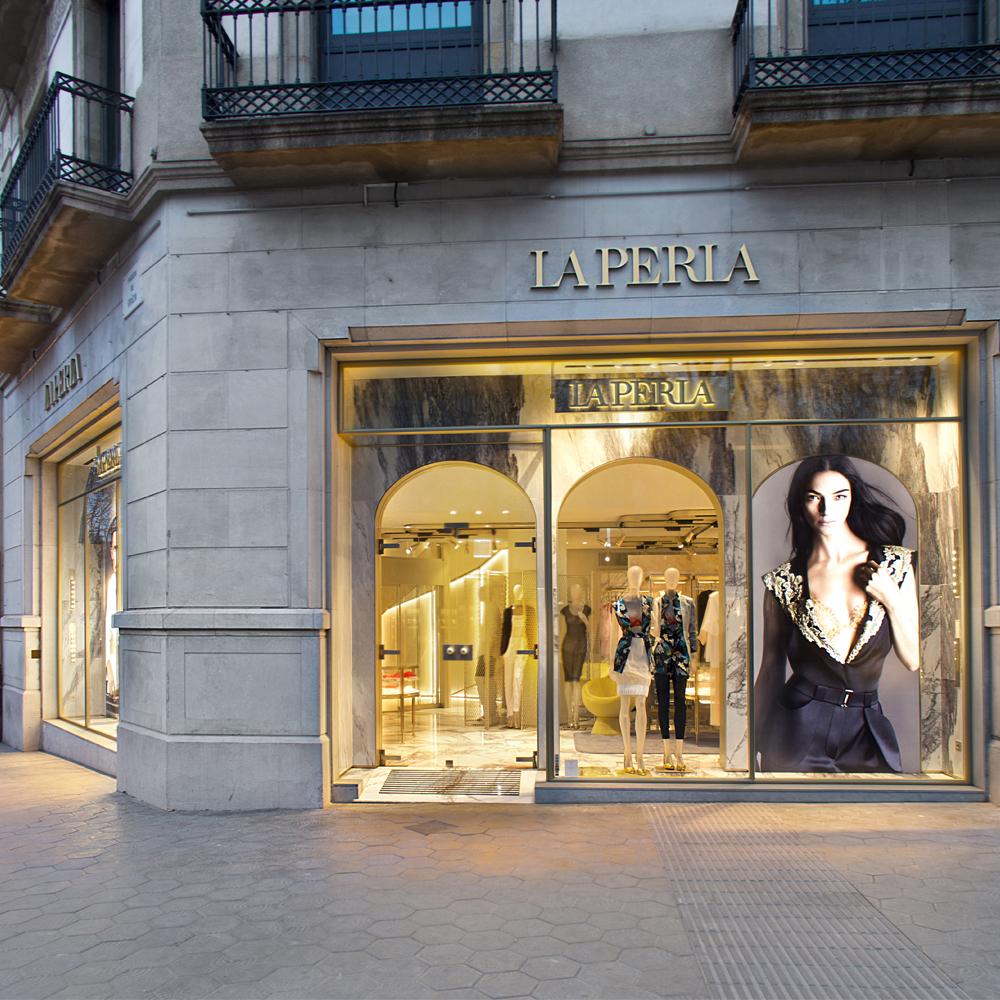 La Perla | Barcelona Shopping Line | Moda
