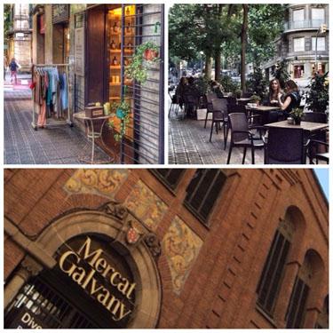 Eix Comercial de Sant Gervasi | Barcelona Shopping City | Tienda