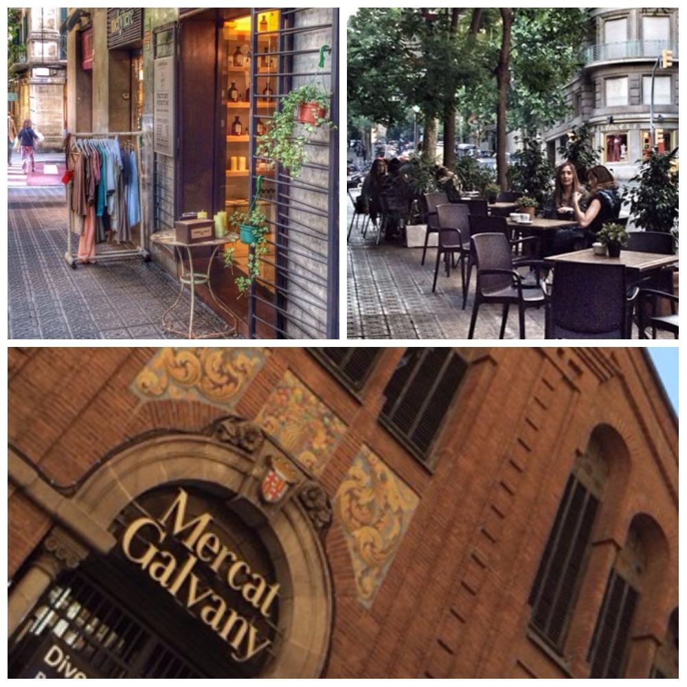 Eix Comercial de Sant Gervasi | Barcelona Shopping Line | Barcelona Shopping City