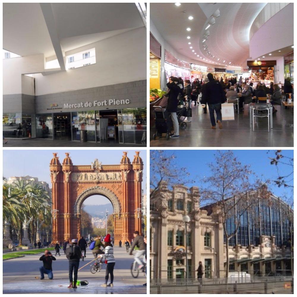 Associació de Comerciants Eix Fort Pienc | Barcelona Shopping Line | Barcelona Shopping City