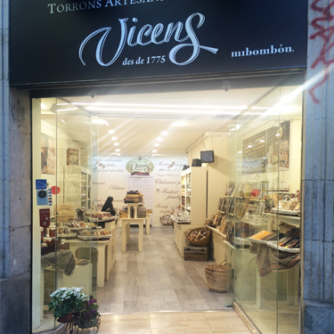 Torrons Vicens | Barcelona Shopping City | 美味食品