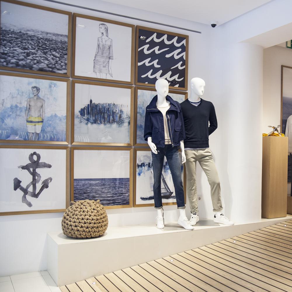 Nautica | Barcelona Shopping Line | Moda