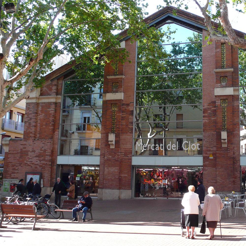 Eix Clot | Barcelona Shopping Line | Barcelona Shopping City