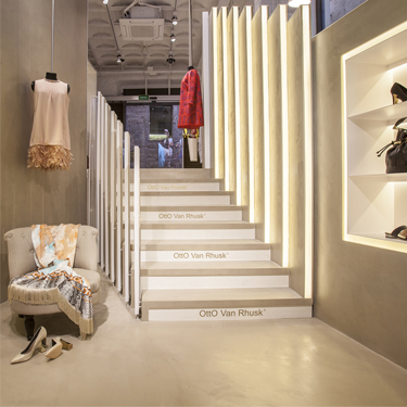 Otto Van Rhusk | Barcelona Shopping City | Moda