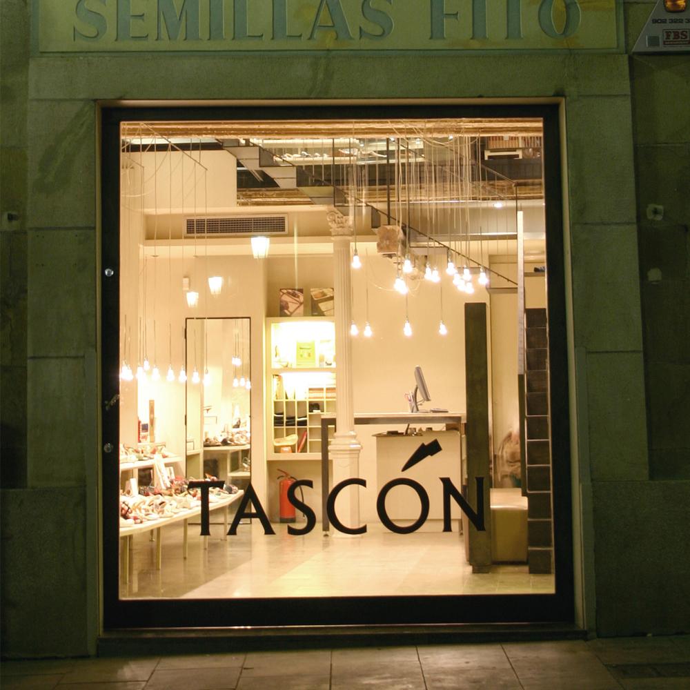 Tascón | Barcelona Shopping Line | Zapaterías