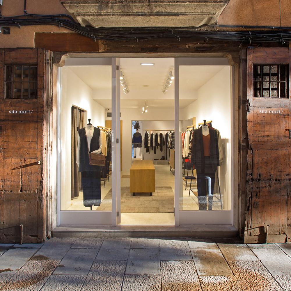 Sita Murt | Barcelona Shopping City | Moda