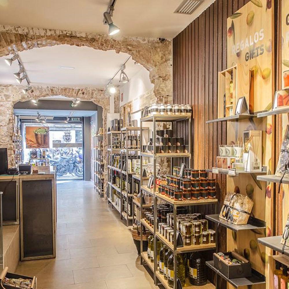 Oleoteca la Chinata Barcelona | Barcelona Shopping City | Gourmet y colmados