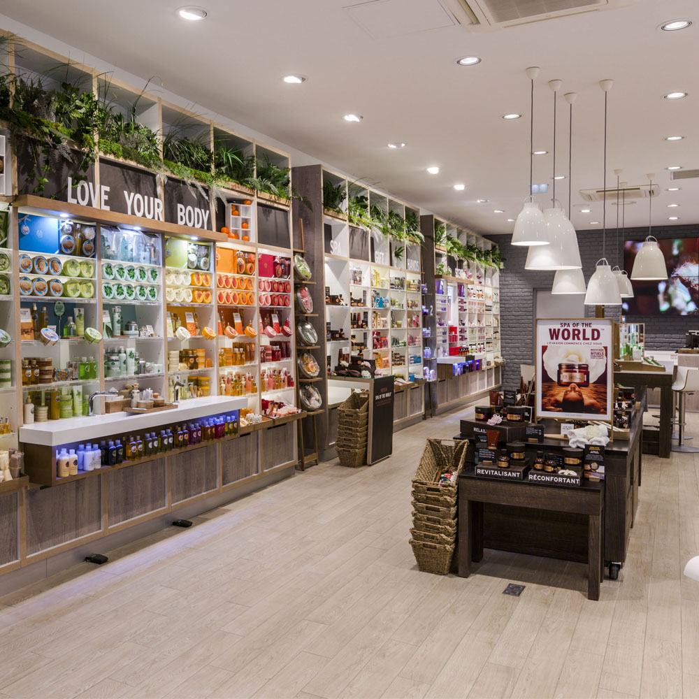 The Body Shop | Barcelona Shopping Line | Belleza