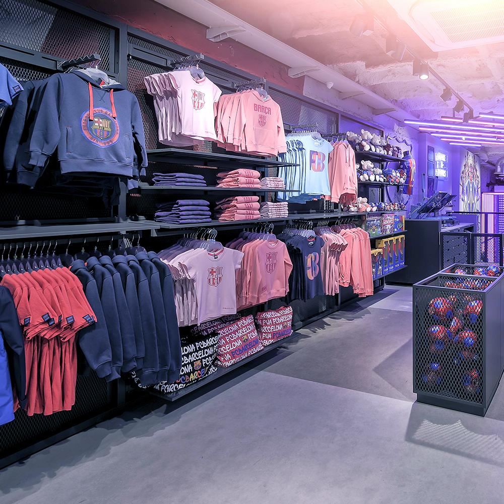 Fc Barcelona Official Store | Barcelona Shopping Line | Moda