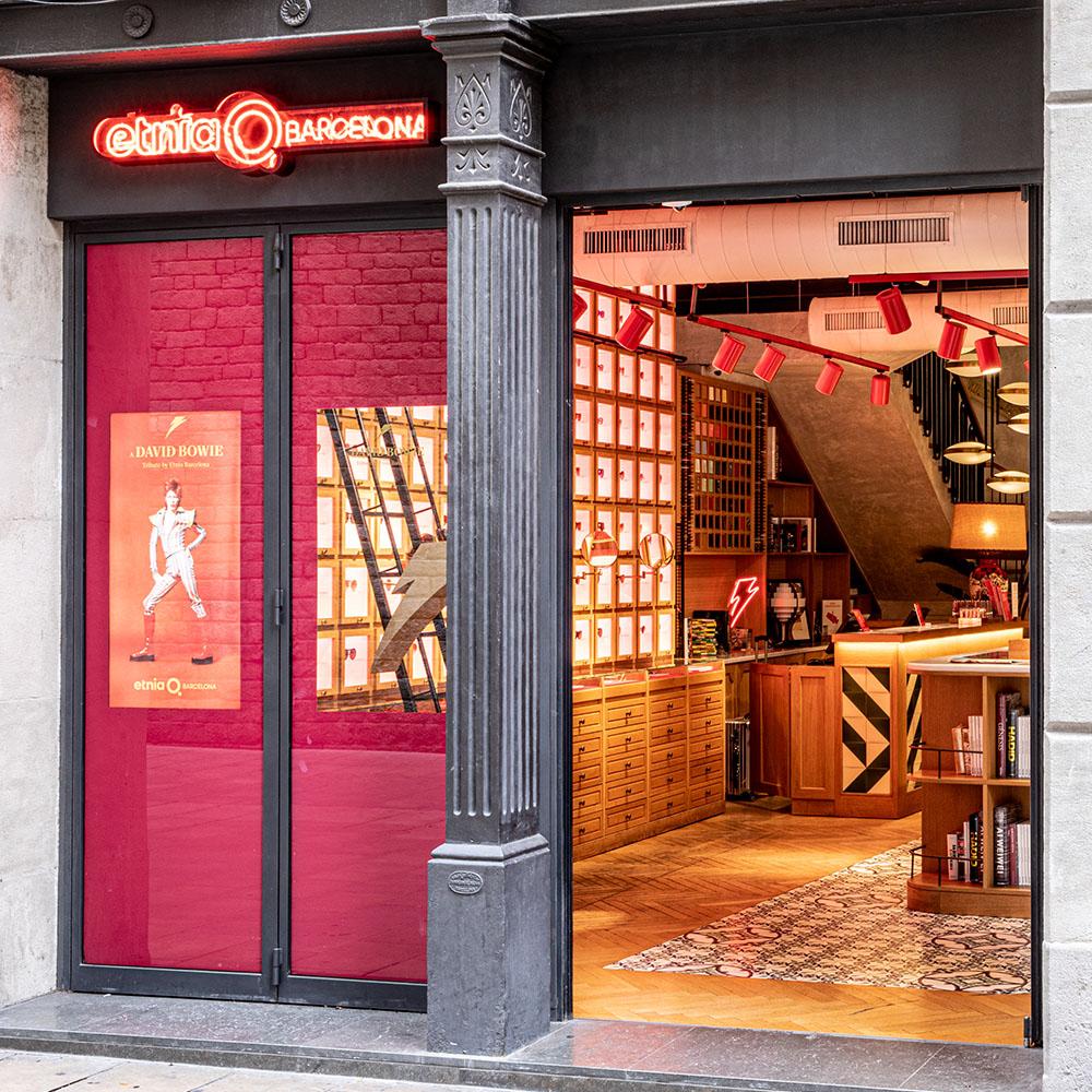 Etnia Barcelona | Barcelona Shopping Line | Ópticas