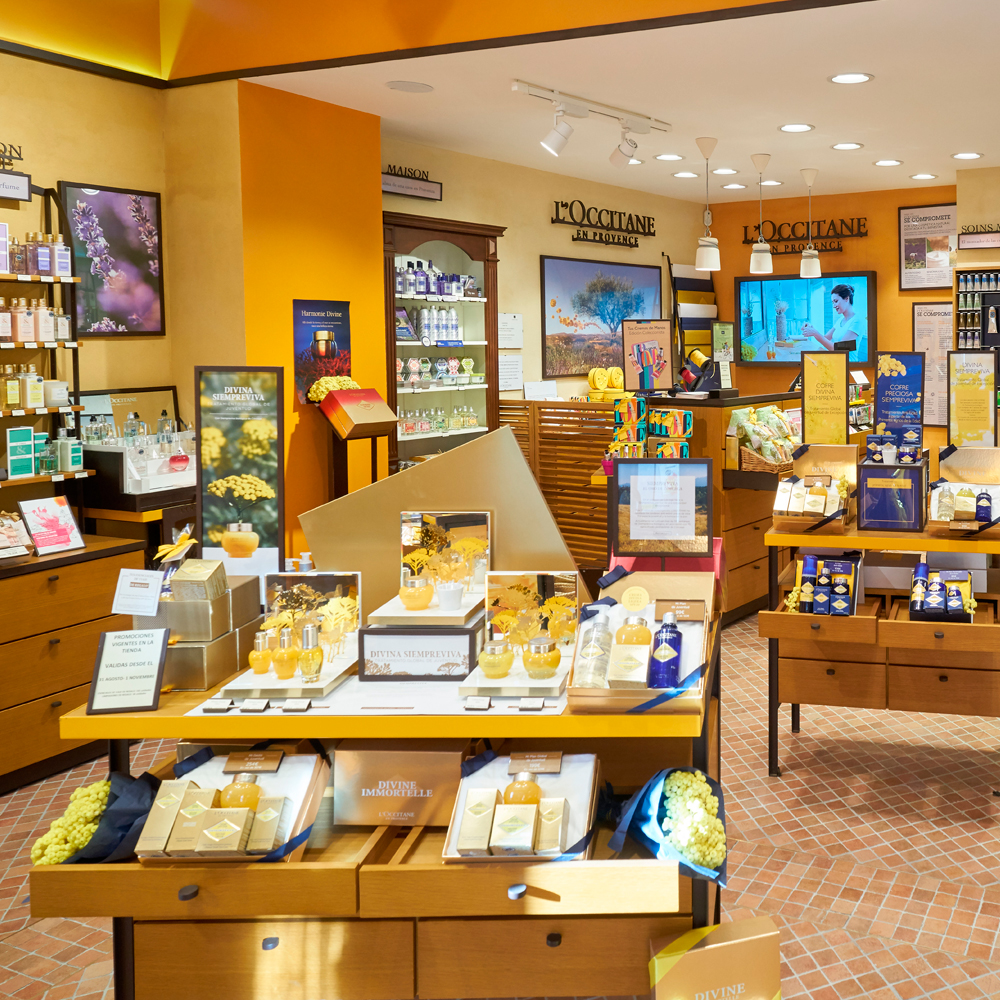 L'Occitane | Barcelona Shopping Line | Belleza
