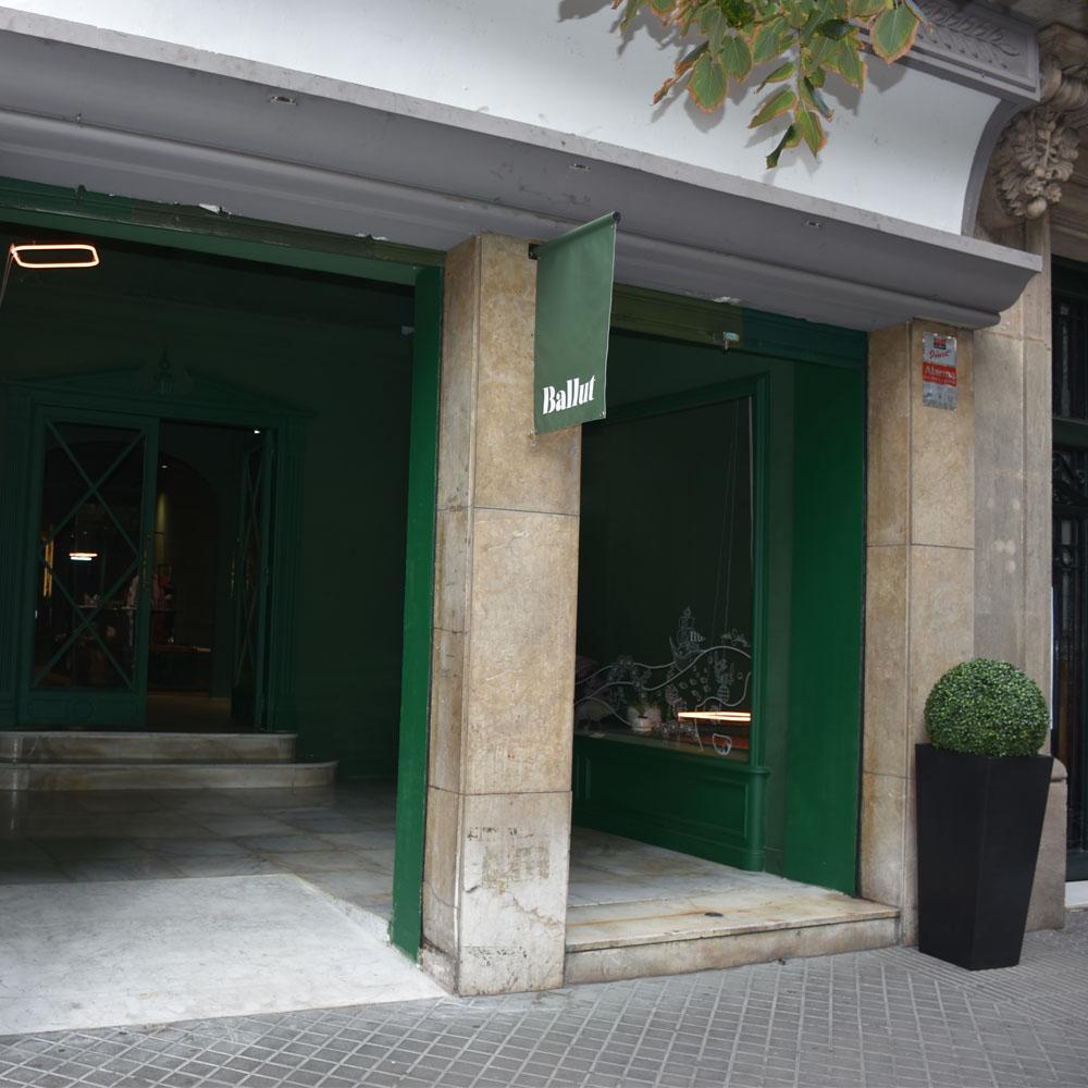 Ballut   Barcelona Shopping Line   Hogar
