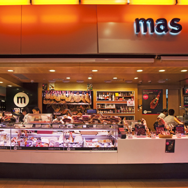 Mas Gourmets | Barcelona Shopping City | Gourmet