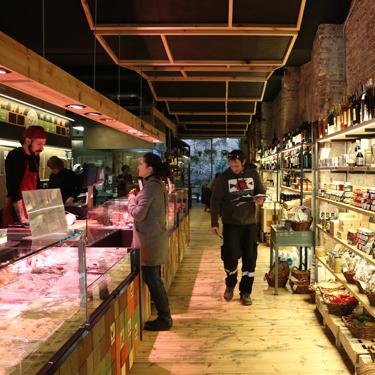 Pirineu En Boca | Barcelona Shopping City | Gourmet y colmados
