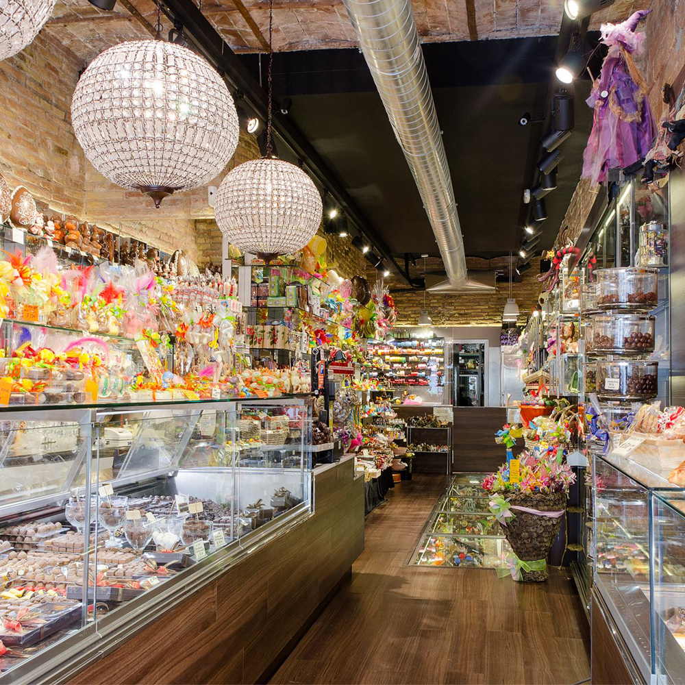 Chocofiro | Barcelona Shopping City | Gourmet y colmados
