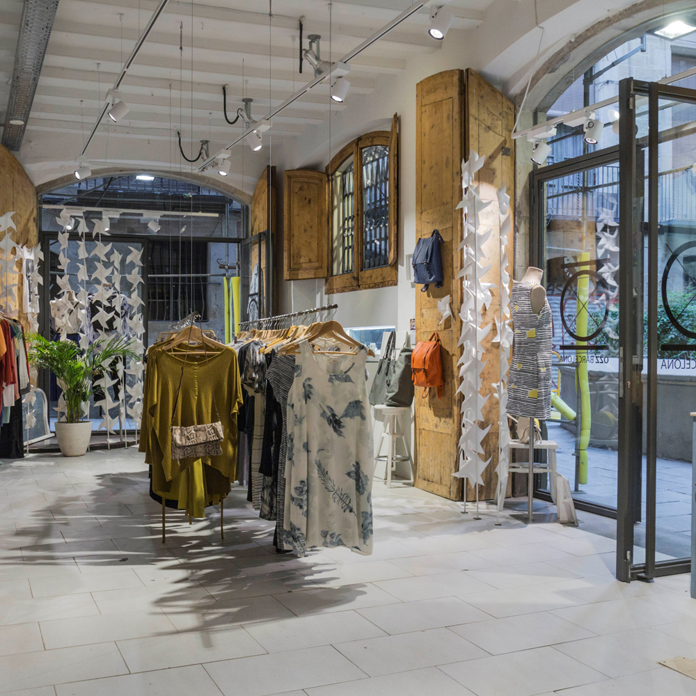 Ozz Barcelona | Barcelona Shopping City | Moda sostenible