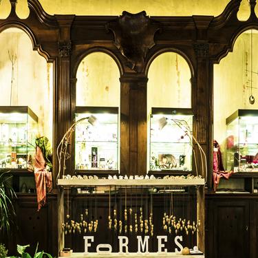 Carmen Parallada - Taller Formes | Barcelona Shopping City | Artesanía y regalos