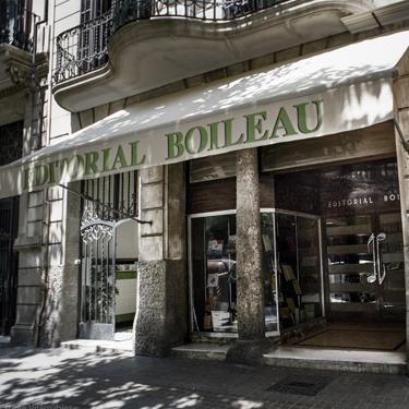 Editorial Boileau | Barcelona Shopping City | Emblemáticas y centenarias