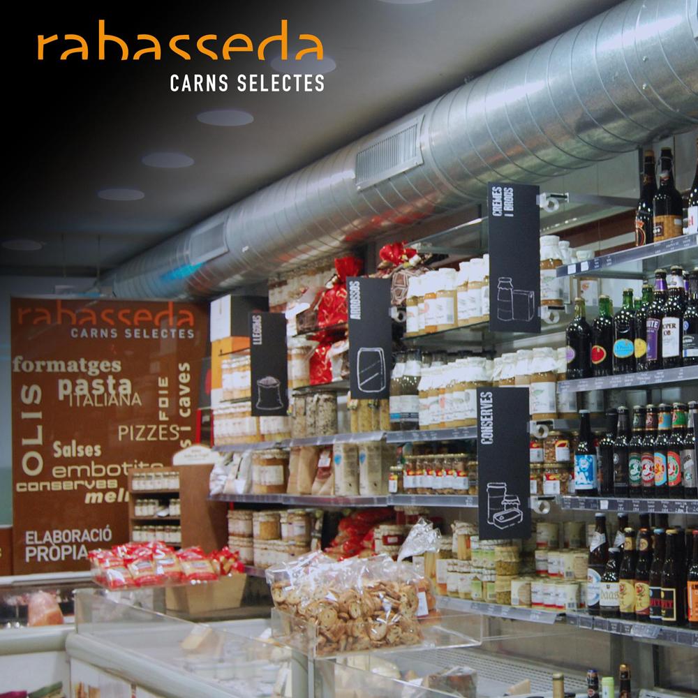 Rabasseda Carns Selectes | Barcelona Shopping City | Gourmet y colmados