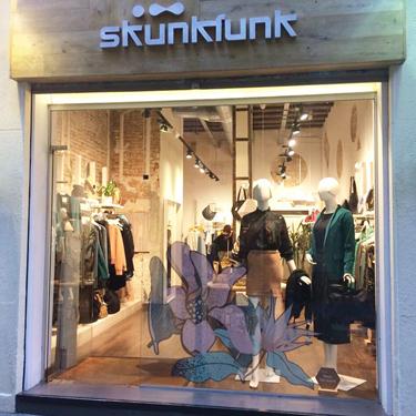 Skunkfunk Outlet   Barcelona Shopping City   Moda sostenible