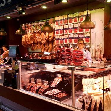 Mas Gourmets | Barcelona Shopping City | Gourmet y colmados