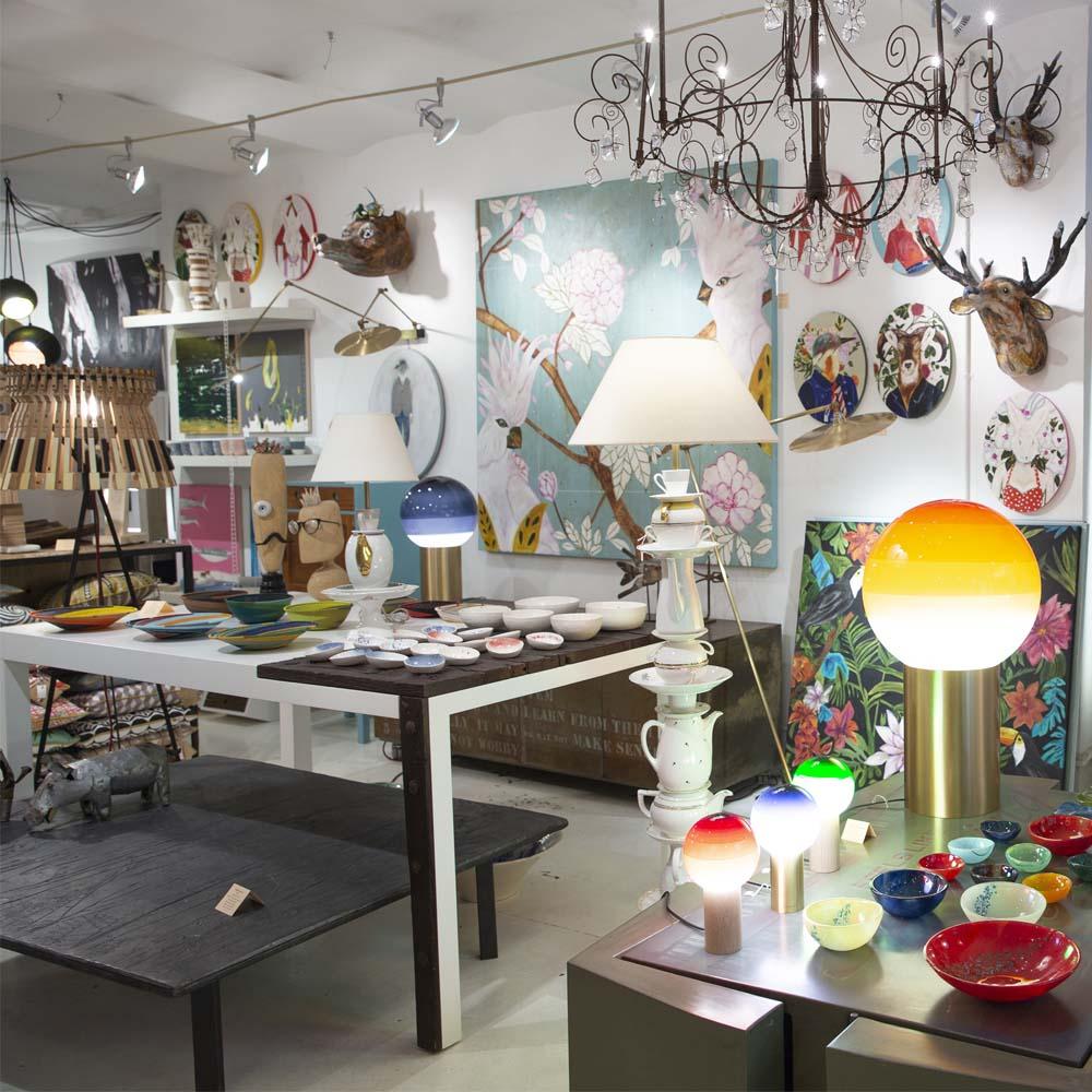 Ici Et Là | Barcelona Shopping City | Artesanía y regalos