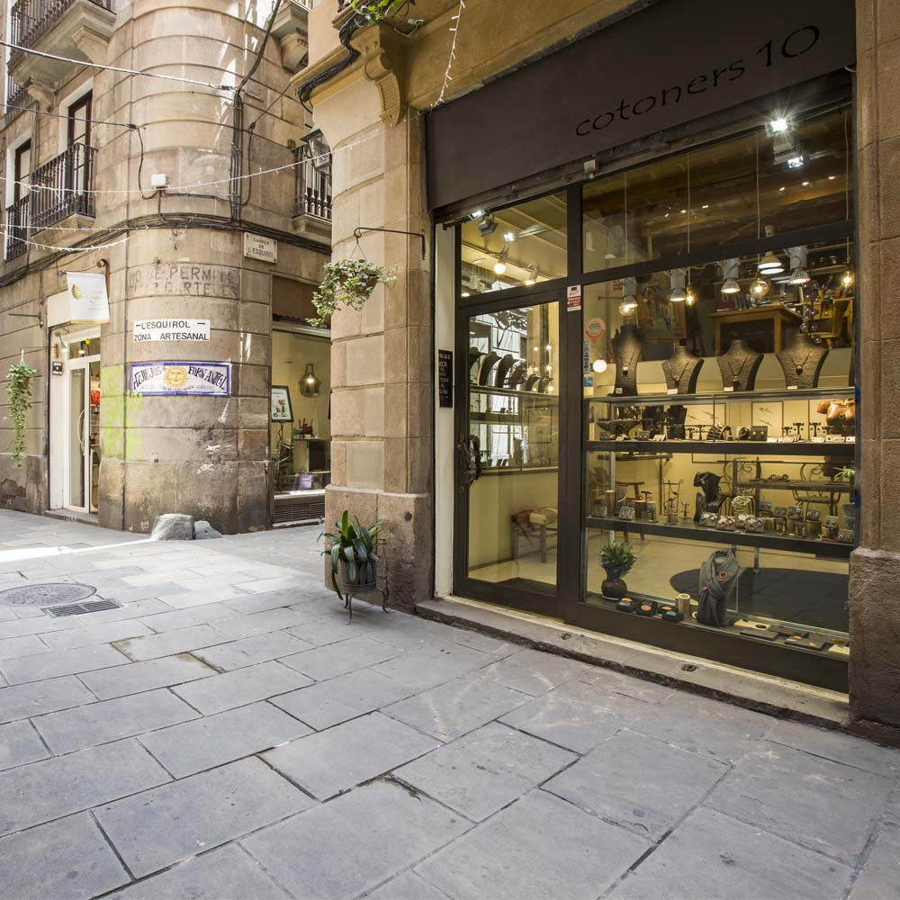 Joan Rovira Joies | Barcelona Shopping City | Artesanía y regalos, Moda y Diseñadores