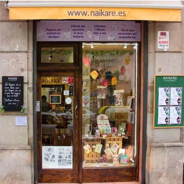 Naikare | Barcelona Shopping City | Artesanía y regalos