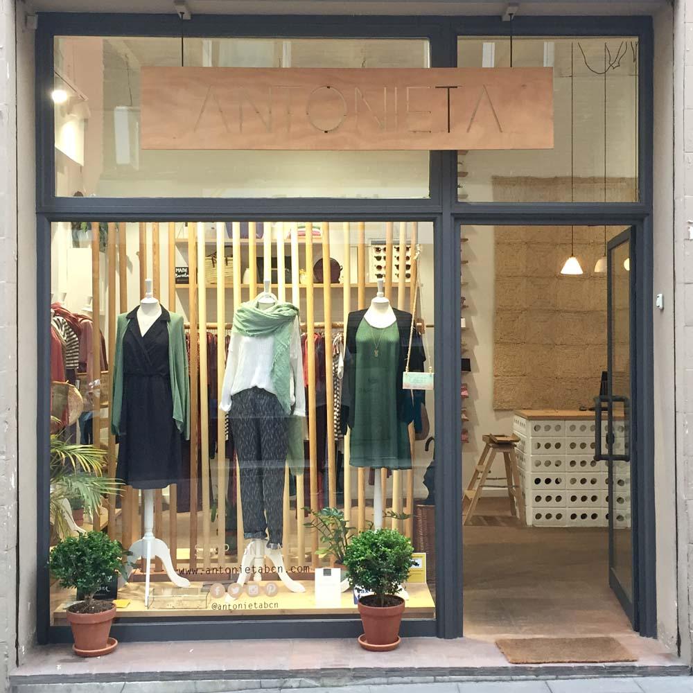 Antonieta BCN | Barcelona Shopping City | Complementos, Moda y Diseñadores