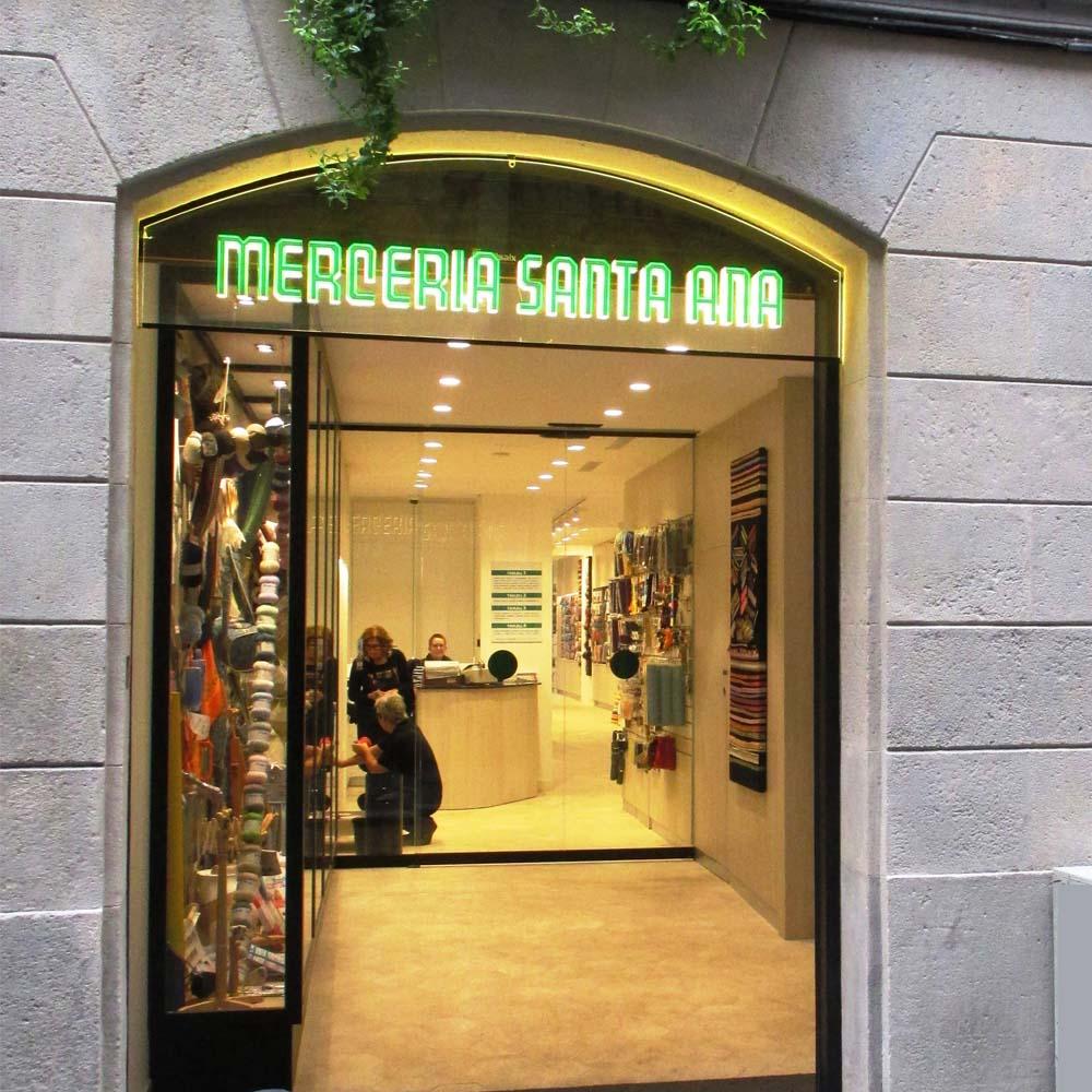 Merceria Santa Anna | Barcelona Shopping City | Artesanía y regalos