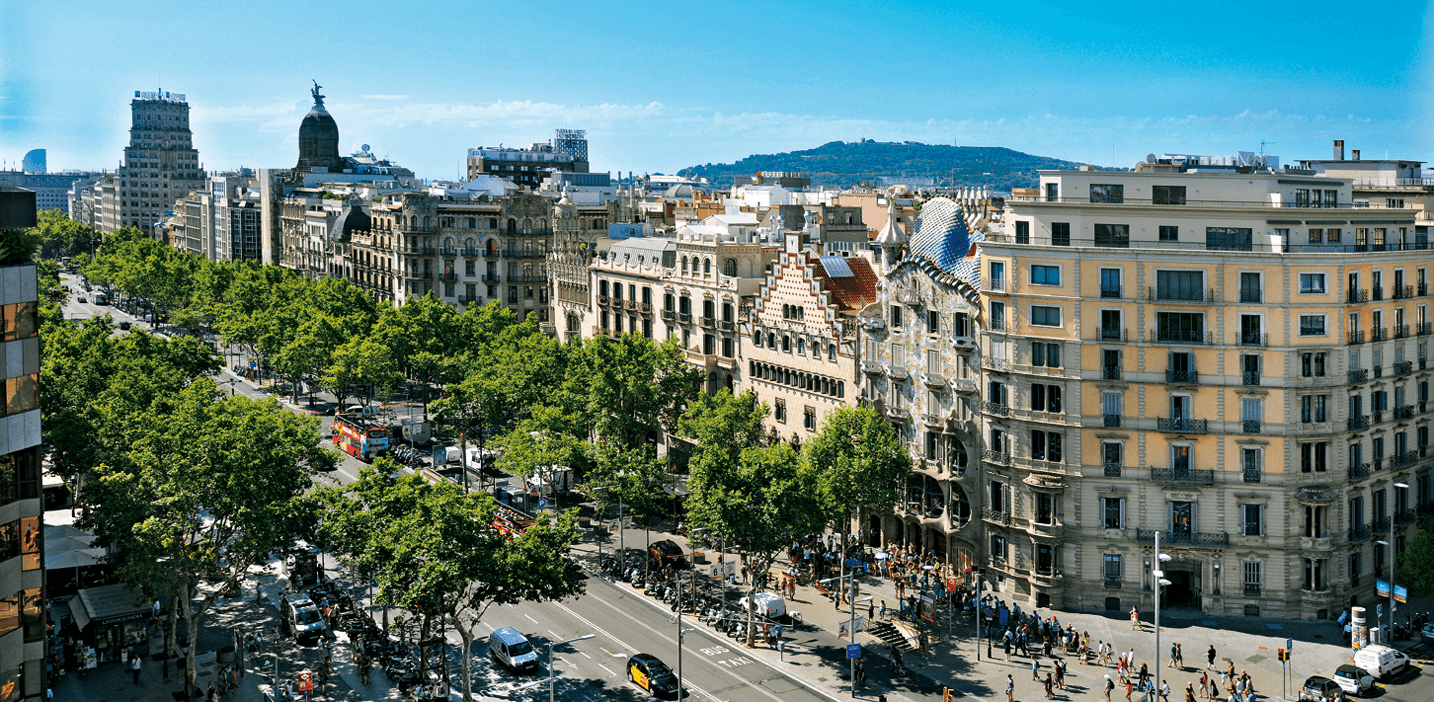 什么是巴塞罗那购物线(Barcelona Shopping Line)? | Barcelona Shopping City