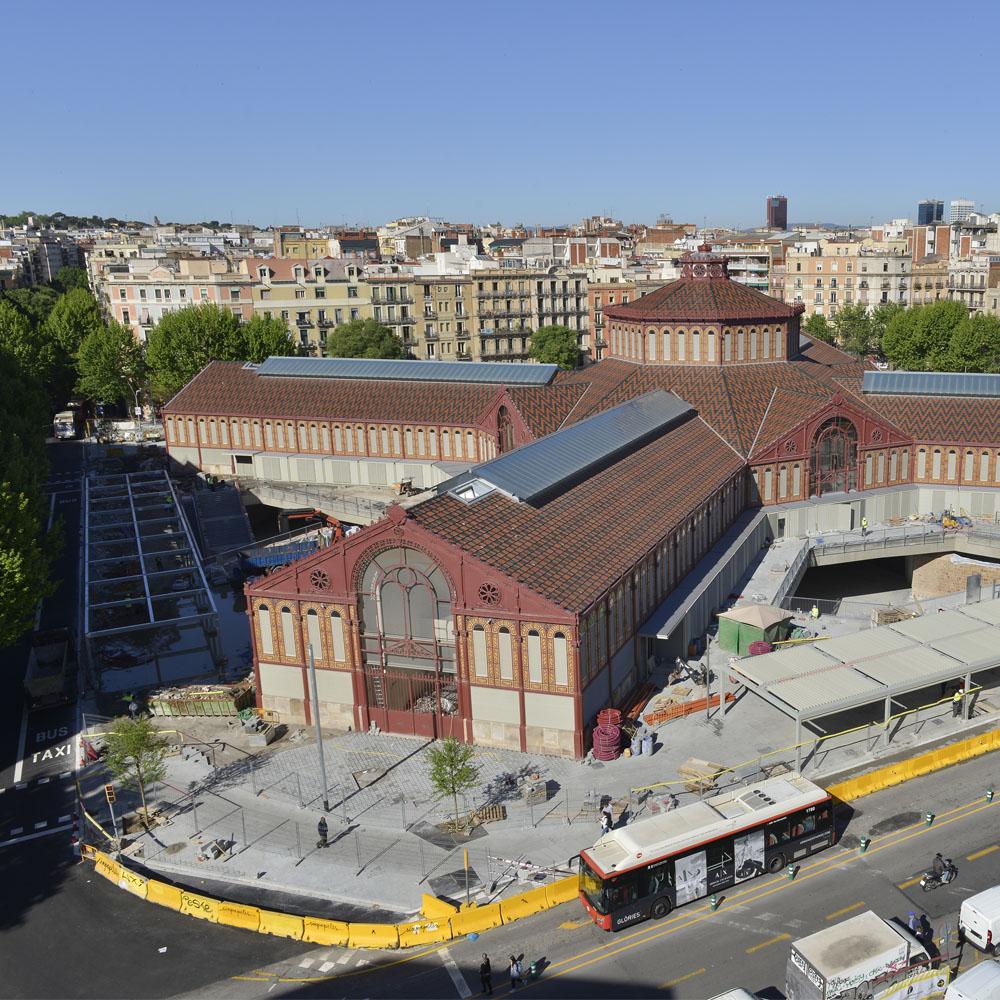 Obertura del Mercat de Sant Antoni de Barcelona   Barcelona Shopping City