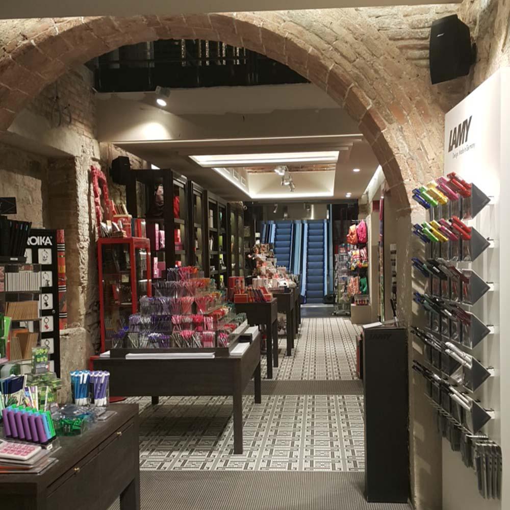 Raima open to the public on 6 floors | Barcelona Shopping City