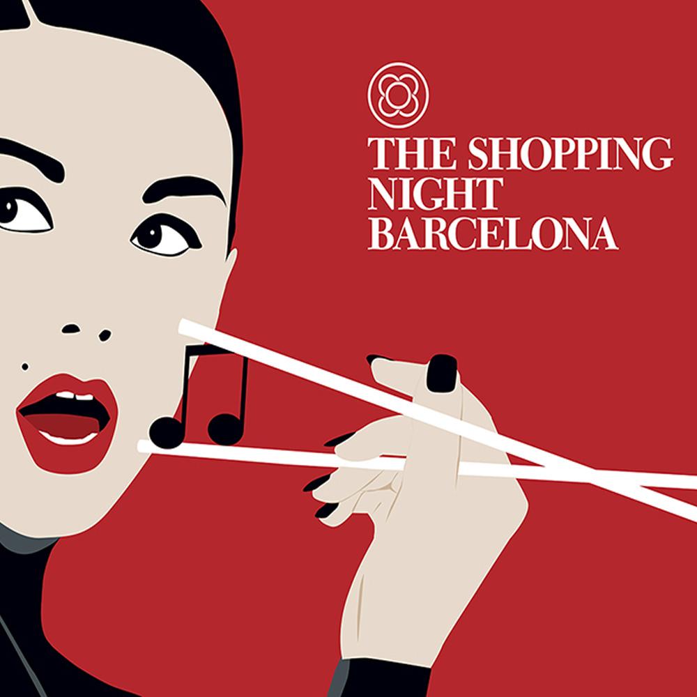 The Shopping Night Barcelona 2018 | Barcelona Shopping City