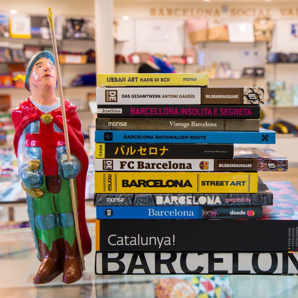 Diada de Sant Jordi 2019 | Barcelona Shopping City