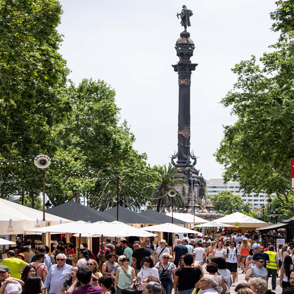6th Tast a la Rambla | Barcelona Shopping City