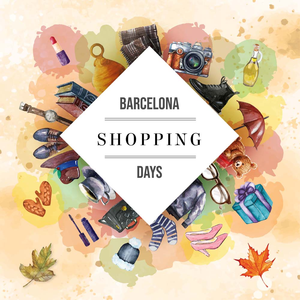 Barcelona Shopping Days – Sundays 6th & 13th October | Barcelona Shopping City