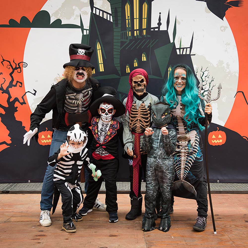 The spookiest Halloween for all the family at Barcelona's Poble Espanyol | Barcelona Shopping City