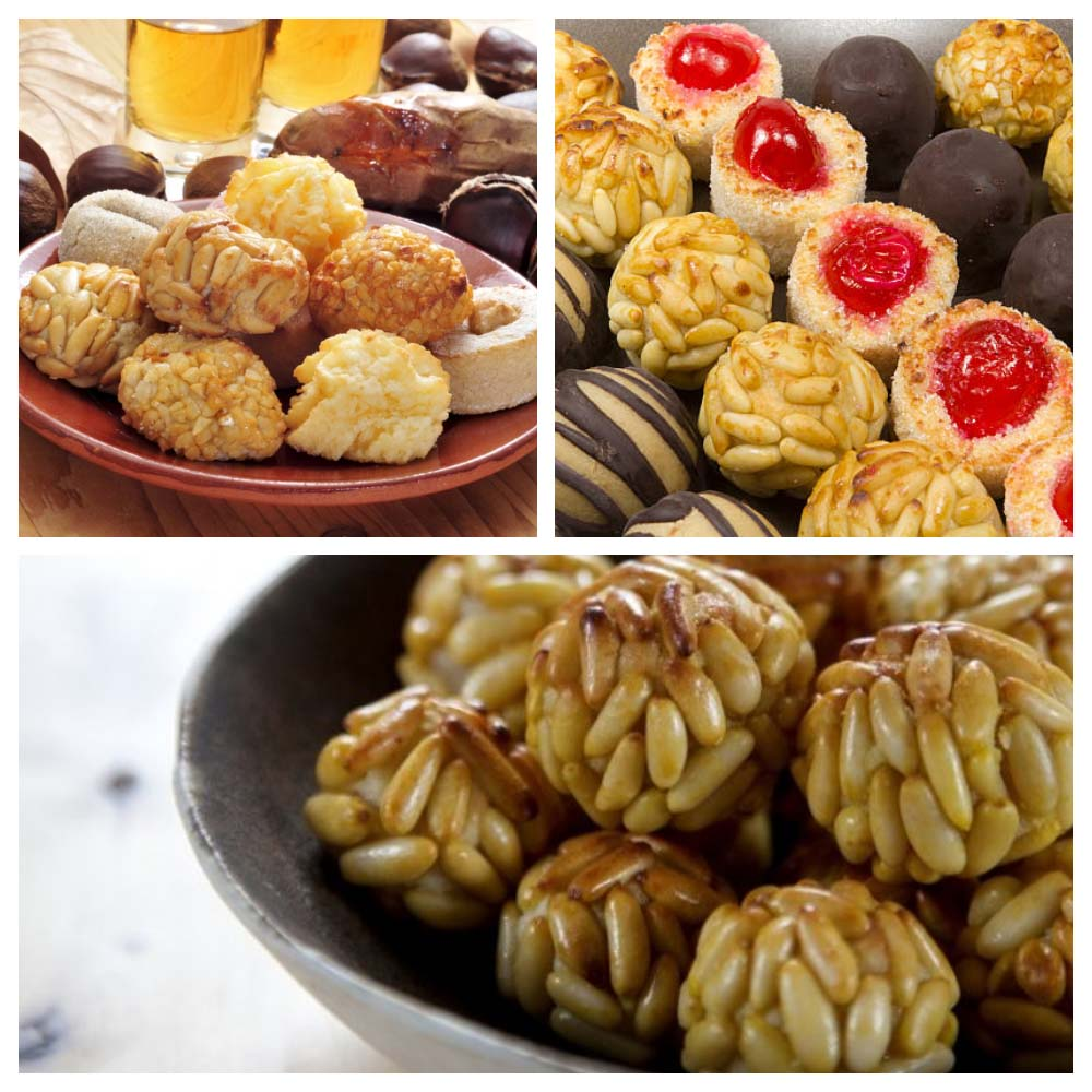 Panellets, dulce tradicional | Barcelona Shopping City